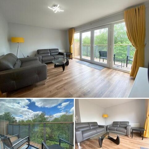 3 bedroom terraced house to rent - Lakeside Rise, Manchester, M9 8QD