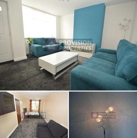 4 bedroom end of terrace house to rent - Cross Speedwell Street, Leeds LS6