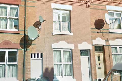 2 bedroom terraced house to rent - Duffield Street, Highfields, Leicester, LE2