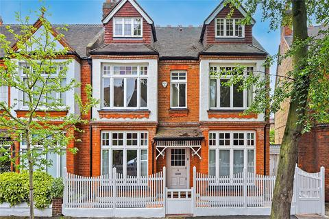 5 bedroom terraced house for sale - Lonsdale Road, Chiswick, London, W4