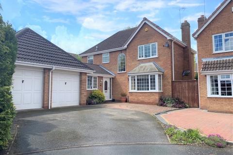 4 bedroom detached house for sale - Williams Close, Castlefields
