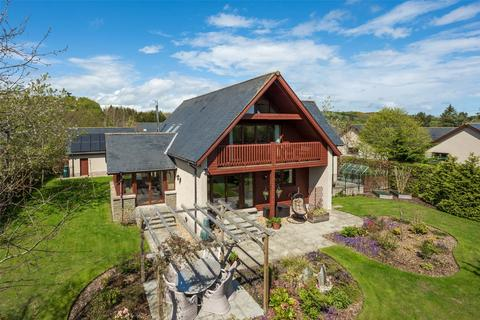 4 bedroom detached house for sale - 2 Osprey Place, Kingennie, Broughty Ferry, Dundee, DD5