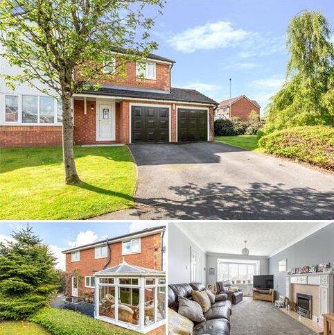 4 bedroom detached house for sale - Brockway, Burnedge, Rochdale, OL16