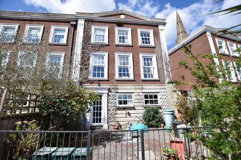 4 bedroom semi-detached house for sale - Dinham Crescent, Exeter City Centre