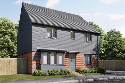 4 bedroom detached house for sale - Plot 89, The Pembroke at Ospringe Gardens, Western Link ME13