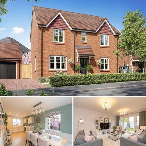4 bedroom detached house for sale - Plot 92, The Leverton at Limewood Grange, Allington Lane, Fair Oak, Hampshire SO50
