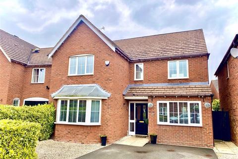 4 bedroom detached house for sale - Paddock Way, Hinckley