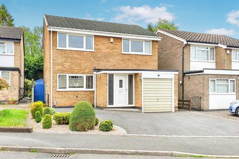 4 bedroom detached house for sale - Dean Close, Littleover, Derby