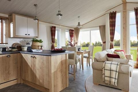 2 bedroom detached bungalow for sale - 2018 ABI Harrogate Lodge, Heathersgate Boutique Holiday Park, Lowgate, Hexham, Northumberland