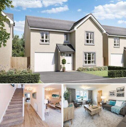 4 bedroom detached house for sale - Plot 9, Dunbar at Osprey Heights, Oldmeldrum Road, Oldmeldrum, INVERURIE AB51