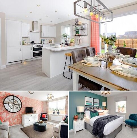 4 bedroom detached house for sale - Plot 117, Chester at Blackberry Park, Park Lane, Coalpit Heath, BRISTOL BS36