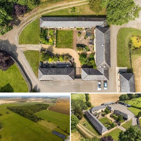5 bedroom equestrian property for sale - The Old Granary, Main Street, Ashby De La Launde, Lincoln, LN4