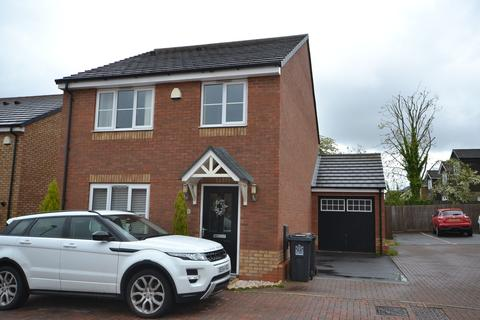 4 bedroom detached house to rent - Coomer Court, Newcastle