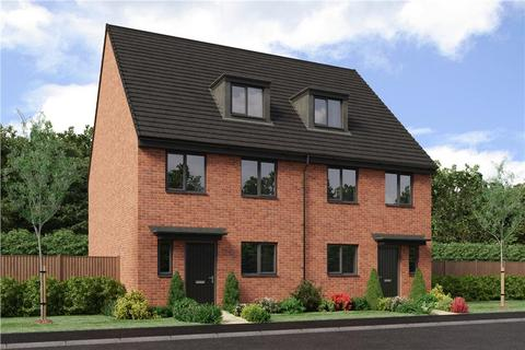4 bedroom townhouse for sale - Plot 81, The Auden at Miller Homes at Potters Hill, Off Weymouth Road SR3