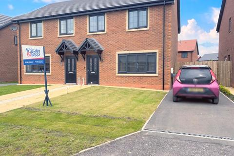 3 bedroom semi-detached house for sale - Blossom Gate Drive, Congleton