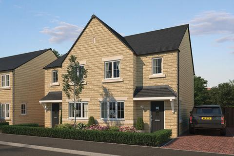 3 bedroom semi-detached house for sale - Plot 61, The Beverley at Jubilee Park, Thirkill Drive, Pannal, Harrogate HG3
