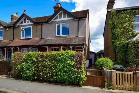 3 bedroom end of terrace house for sale - Hitcham Road, Burnham, SL1