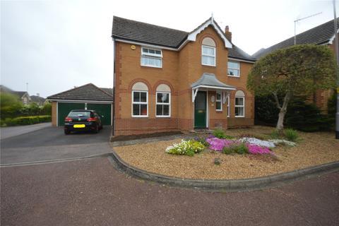 4 bedroom detached house to rent - Gatehill Gardens, Luton, Bedfordshire, LU3
