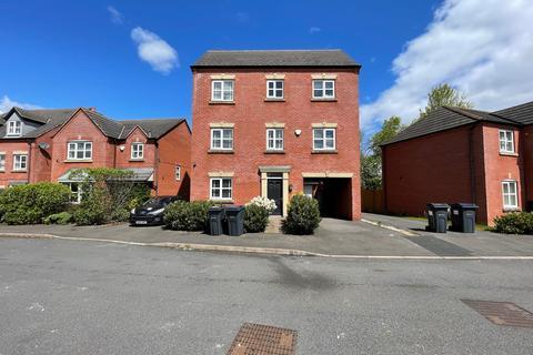 4 bedroom townhouse for sale - Shakespear Crescent, Hockley, Birmingham, B18 5BT