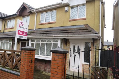 3 bedroom semi-detached house to rent - Kelham Square, Sunderland SR5