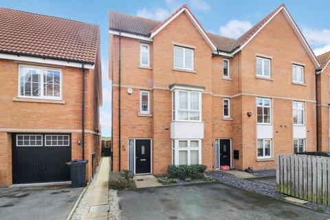 4 bedroom end of terrace house for sale - Spinners Avenue, Scholes, Cleckheaton BD19 6AS