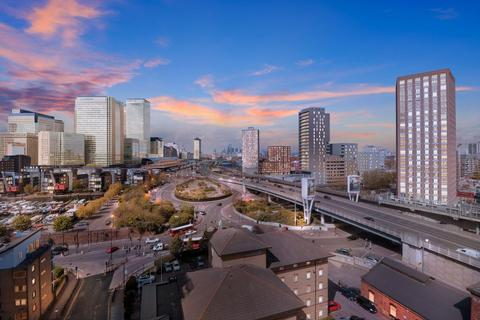 2 bedroom apartment for sale - New Providence Wharf Columbia West Apartments, 1 Biscayne Avenue, London E14 9AU