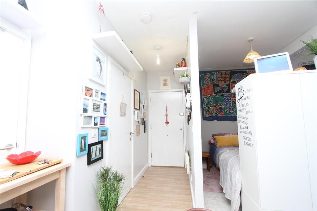Open Plan Hall /