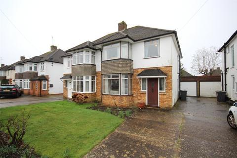 3 bedroom semi-detached house to rent - Woodgreen Road, Luton, Bedfordshire, LU2