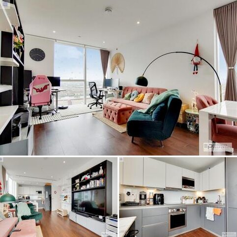 2 bedroom apartment for sale - Maine Tower, 9 Harbour Way, London, Greater London, E14