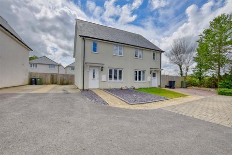 2 bedroom semi-detached house for sale - Papaver Close, Fremington