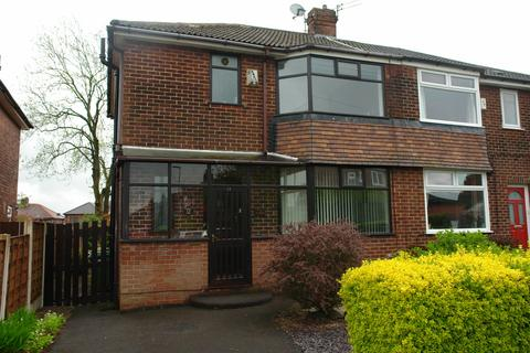 3 bedroom semi-detached house for sale - Crescent Road, Chadderton
