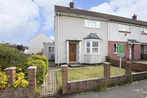 3 bedroom end of terrace house for sale - Hawthorn Road, Cheltenham GL51 7LY