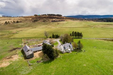 3 bedroom property with land for sale - Corshalloch, Glass, Huntly, AB54