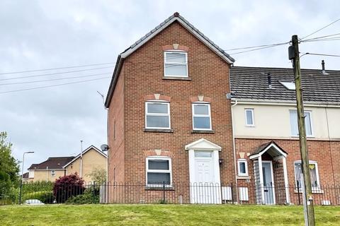4 bedroom terraced house for sale - Rhiw'r Derwen, Llanharan CF72 9GL