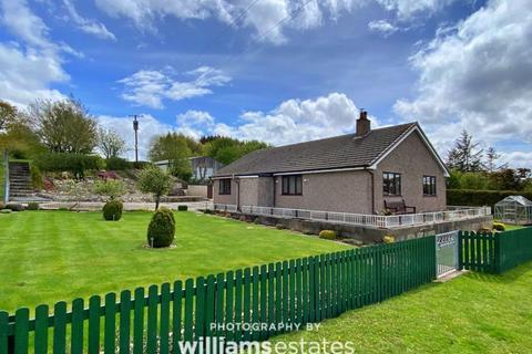 3 bedroom detached bungalow for sale - Llansannan, Denbigh