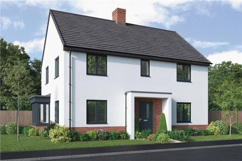 4 bedroom detached house for sale - Plot 41, Baywood at Kedleston Grange, Allestree, Derby DE22