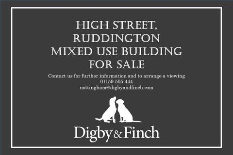 Mixed use for sale - High Street, Ruddington