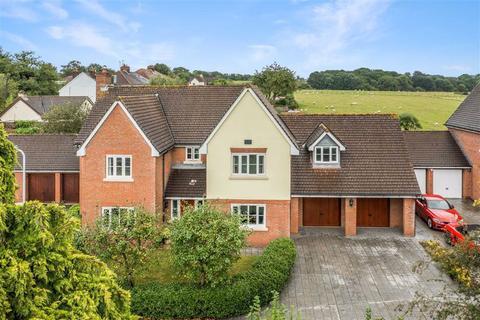 5 bedroom detached house for sale - Pencoed View, Llanmartin, Newport