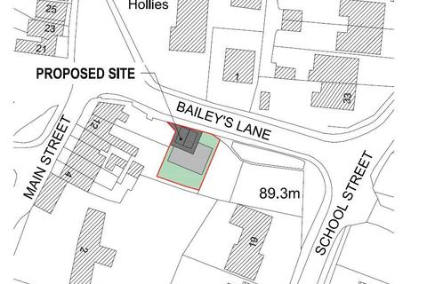 Plot for sale - Building Plot, Main Street, Long Lawford, Rugby