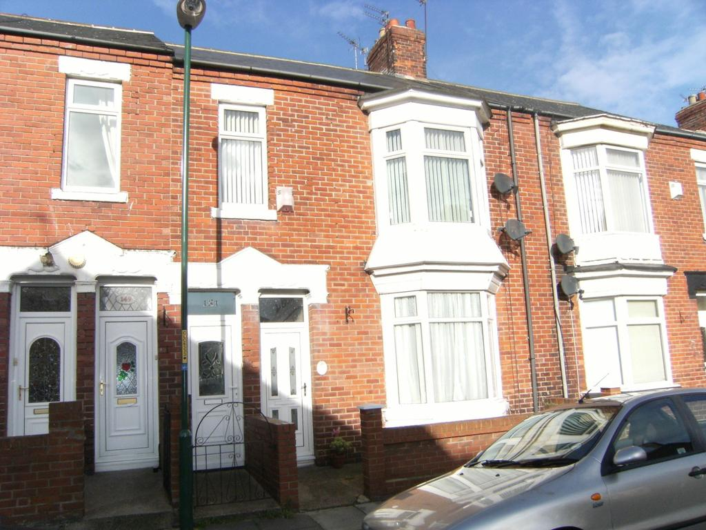 2 Bedrooms Flat for sale in Osborne Avenue, South Shields
