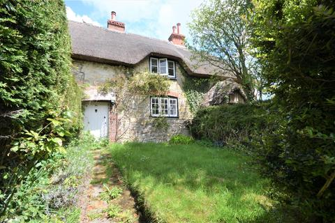2 bedroom cottage for sale - Lurmer Street, Fontmell Magna, Shaftesbury