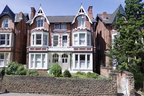 Studio to rent - Mansfield Road, Sherwood, Nottingham