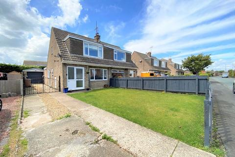 3 bedroom semi-detached house for sale - West Hall Garth, South Cave
