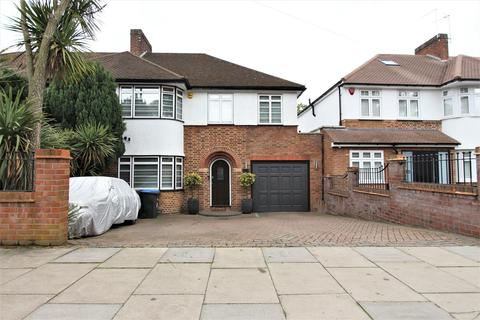 4 bedroom semi-detached house for sale - Chaseville Park Road, Winchmore Hill, N21