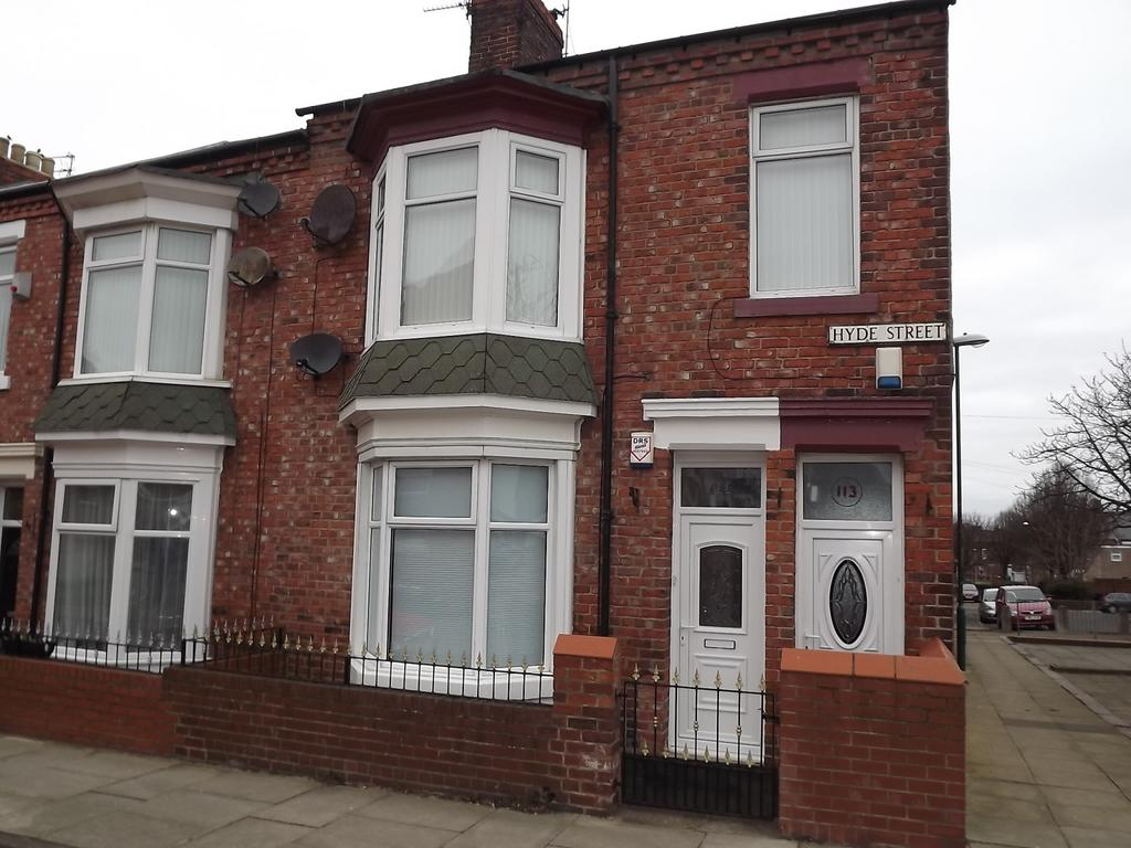 2 Bedrooms Flat for sale in Hyde Street, South Shields