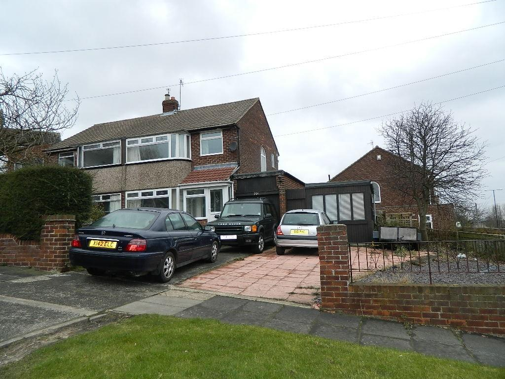3 Bedrooms Semi Detached House for sale in Leechmere Road, Grangetown