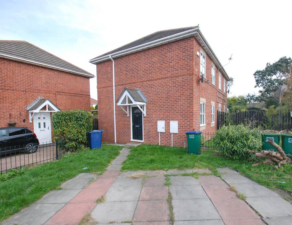 3 Bedrooms Semi Detached House for sale in Lavender Lane, South Shields