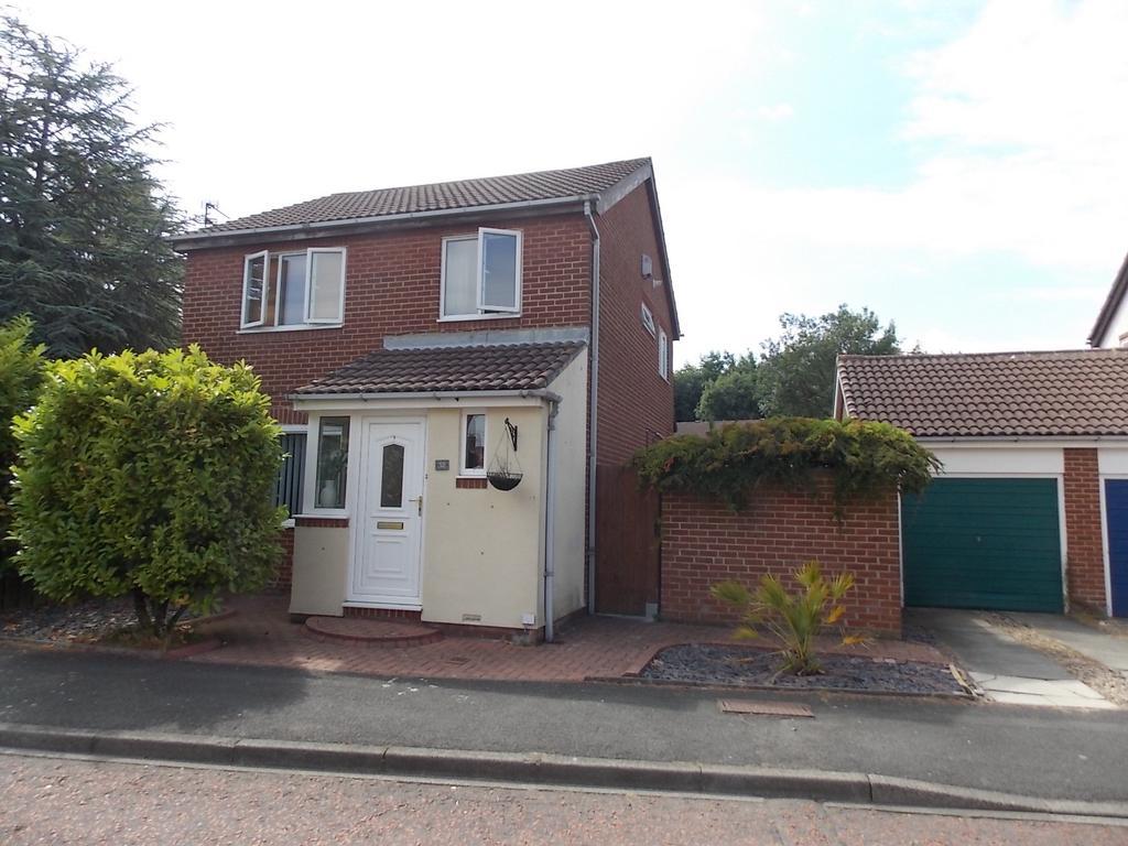 3 Bedrooms Detached House for sale in Sherburn Grange North, Jarrow