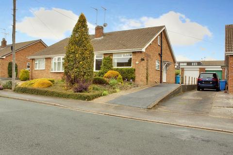 3 bedroom semi-detached bungalow for sale - Northfield Road, Beverley HU17 7HN
