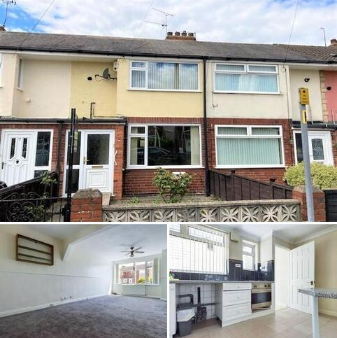 3 bedroom terraced house for sale - Moorhouse Road,  Hull, HU5